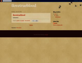 ilovetrueblood.blogspot.com screenshot