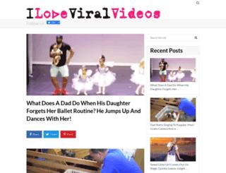 iloveviralvideos.com screenshot