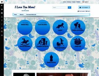 iloveyoumom.pl screenshot