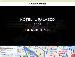 ilpalazzo.jp screenshot