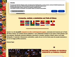 ilpalio.org screenshot