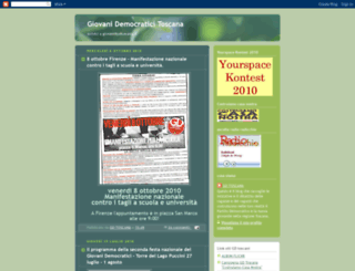 ilpartitonuovo.blogspot.co.uk screenshot