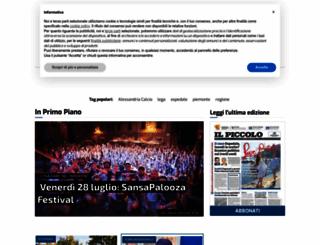 ilpiccolo.net screenshot