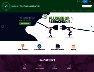 ilprincipals.org screenshot