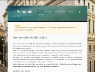 ilpungolo.altervista.org screenshot