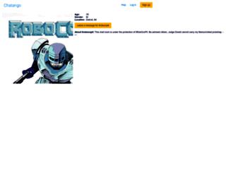 ilrobocopll.chatango.com screenshot