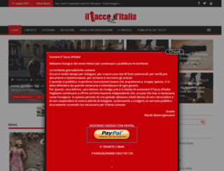 iltaccoditalia.net screenshot