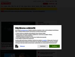 iltalehti.fi screenshot