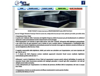 ilticket.com screenshot