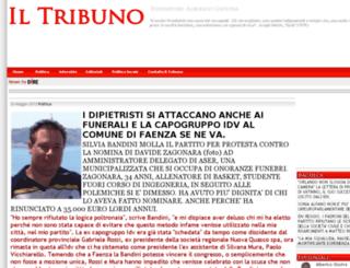 iltribuno.com screenshot