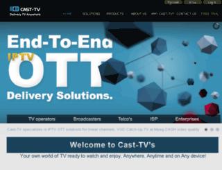 iltv.cast-tv.biz screenshot