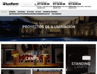 iluxiform.com screenshot