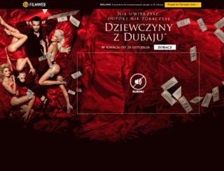 iluzjonista.filmweb.pl screenshot