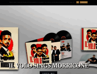 ilvolomusic.com screenshot