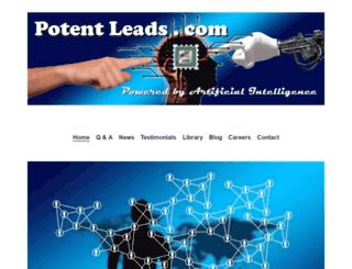 im.potentleads.com screenshot