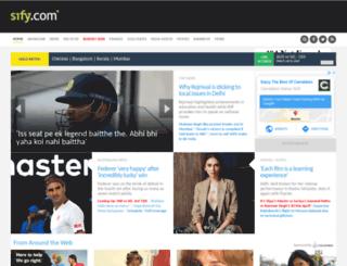 im.sify.com screenshot