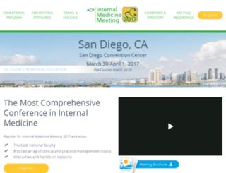 im2014.acponline.org screenshot
