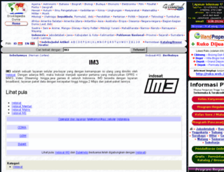 im3.web.id screenshot