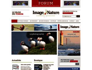 image-nature.com screenshot
