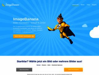 imagebanana.com screenshot