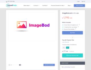 imagebod.com screenshot