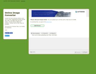 imageconv.com screenshot