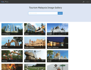 imagegallery.tourism.gov.my screenshot