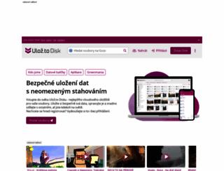 imagehosting.cz screenshot