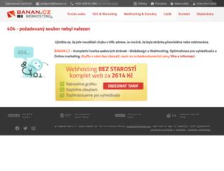 imagehosting.hostuju.cz screenshot