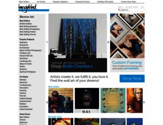 imagekind.com screenshot
