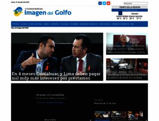 imagendelgolfo.com.mx screenshot