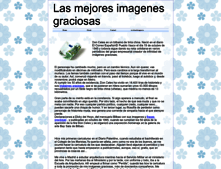 imagenesgraciosas.webstarts.com screenshot