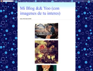 imagenesparaface.blogspot.com.ar screenshot