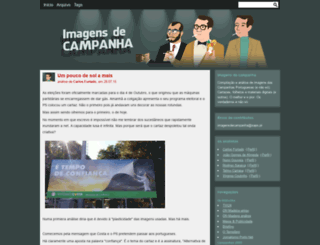 imagensdecampanha.blogs.sapo.pt screenshot