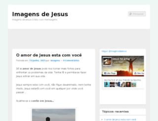 imagensdejesus.com screenshot