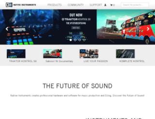 images-ec.native-instruments.com screenshot