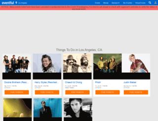 images.evdb.com screenshot