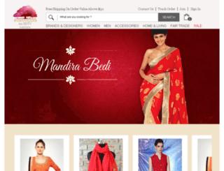 images.indianroots.com screenshot