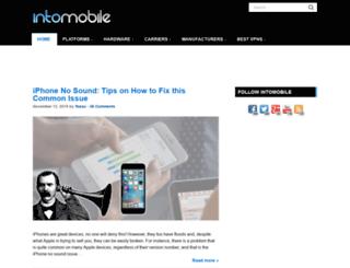 images.intomobile.com screenshot