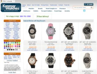 images.kenmarwatches.com screenshot