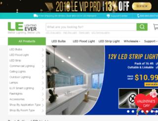 images.lightingever.com screenshot