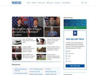 images.military.com screenshot