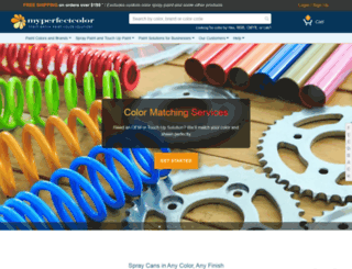 images.myperfectcolor.com screenshot