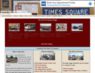 images.nycsubway.org screenshot