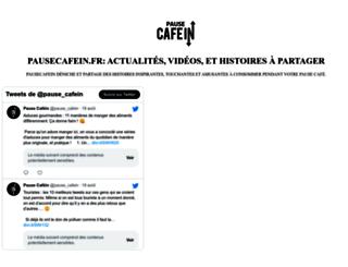 images.pausecafein.fr screenshot