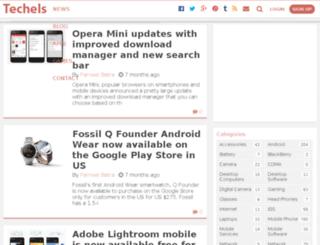 images.techels.com screenshot