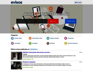 images02.evisos.com.co screenshot