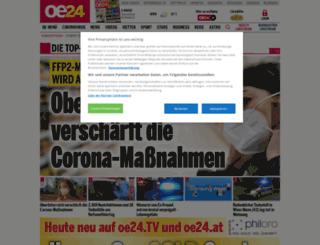 images02.oe24.at screenshot