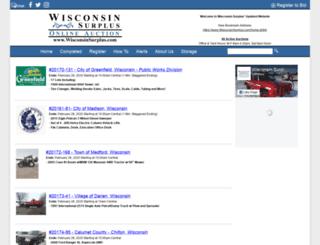 images1.wisconsinsurplus.com screenshot