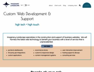 imagescape.com screenshot